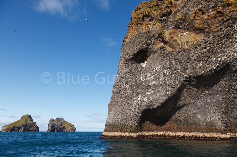 Elephant Head Rock