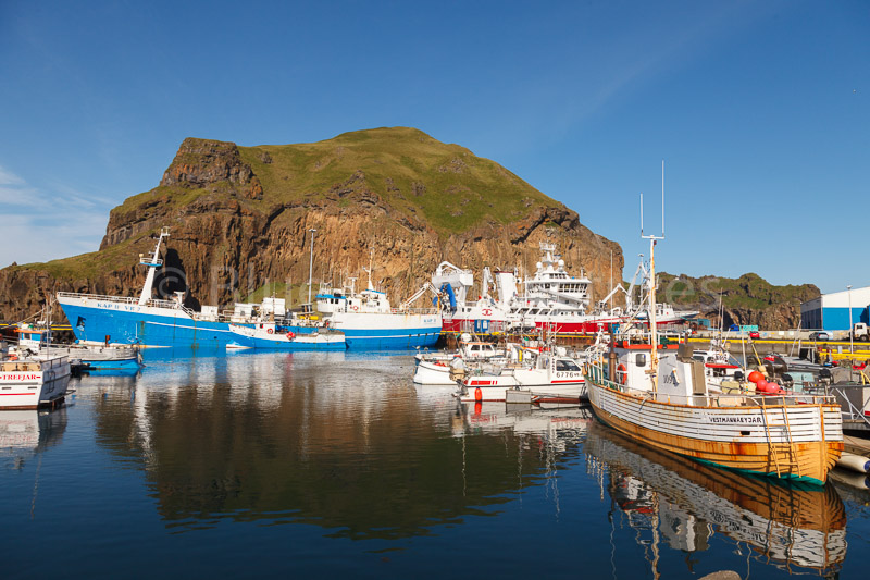 Harbour of Heimaey