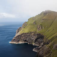 Cliffs of Hirta