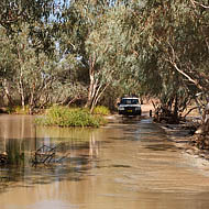 Crossing the Paroo